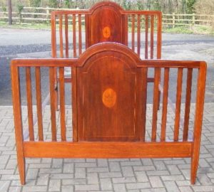 Restored Antique Beds